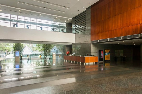 融科资讯中心融科资讯中心大厅